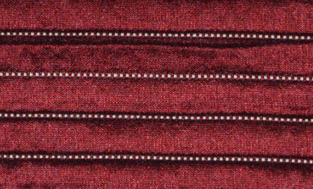 Eros -  FR Quilted fabric 7025 - Burgundy