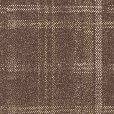 Highland check Brown