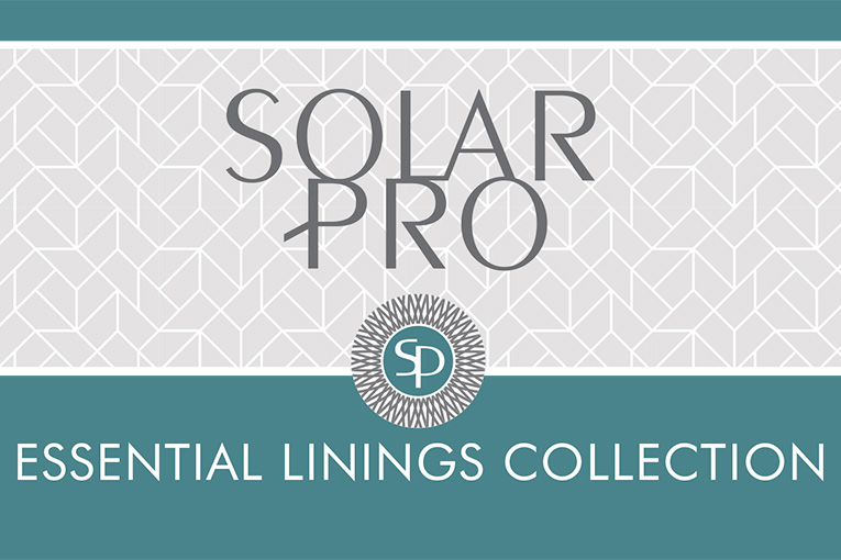 Solar Pro Essential Linings Label